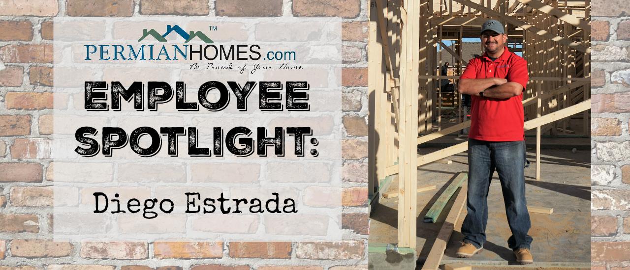 Diego Employee Spotlight feature
