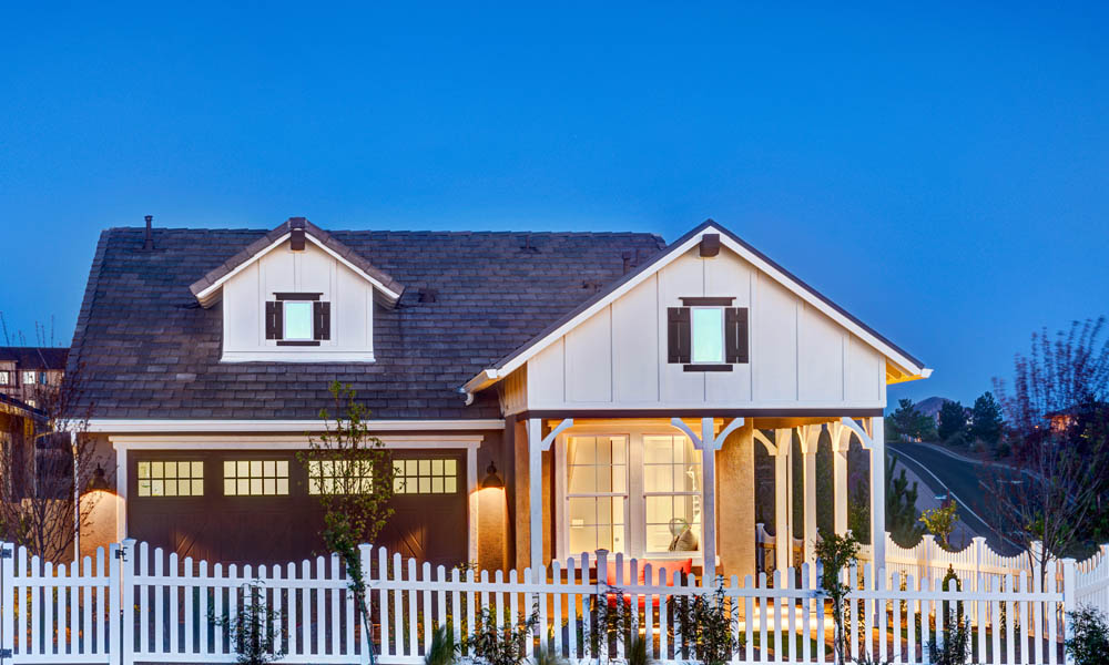 Model home leaseback investment